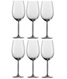 Afbeelding vanSchott Zwiesel Diva Wijnglazen Bordeaux 0,77 L 6 st. Transparant