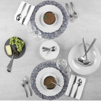 Thumbnail of Alessi 24 Piece Cutlery Set Dressed