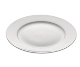Image ofMaxwell & Williams Cashmere Rimmed 27.5cm Dinner Plate
