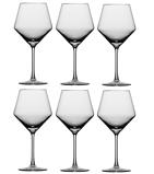 Afbeelding vanSchott Zwiesel Pure Wijnglazen Bourgogne 0,67 L 6 st. Transparant