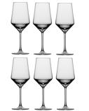 Afbeelding vanSchott Zwiesel Pure Wijnglazen Cabernet 0,54 L 6 st. Transparant