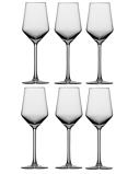 Afbeelding vanSchott Zwiesel Pure Wijnglazen Riesling 0,3 L 6 st. Transparant