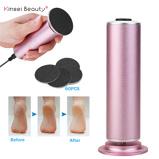 Εικόνα τουElectric Foot File Callus Peel Remover Hard Dead skin Polisher Exfoliating Grinding Pedicure Feet Care Tools Smooth Machine