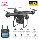 Imagem deDrone HD 4k WiFi 1080p fpv drone flight 20 minutes control distance 150m quadcopter drone with camera