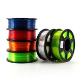 Imagem de3D Printer Filament PETG 1.75mm 1kg/2.2lbs Plastic Filament Consumables PETG Material for 3D Printer