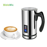 Imagem de3 Function Electric Milk Frother Milk Steamer Creamer Milk Heater with New Foam Density for Latte Cappuccino Hot Chocolate