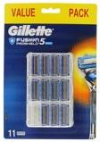 Afbeelding vanGillette Fusion 5 ProShield Chill Scheermesjes 11 stuks