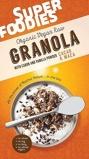Afbeelding vanSuperfoodies Bruine Granola Cacaonibs & Maca bio 200GR