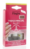 Afbeelding vanFing Rs French Manicure All In 1 (1set)