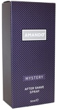 Afbeelding vanAmando Aftershave Lotion Mystery 50 ml