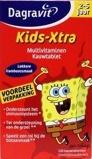 Afbeelding vanDagravit Multivitamine Kids Xtra 3 5 jaar 120 kauwtabletten