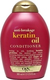 Afbeelding vanOrganix Conditioner anti breakage keratin oil 385ml