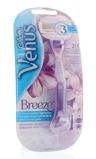 Afbeelding vanGillette Venus Breeze scheersysteem 2 scheermesjes