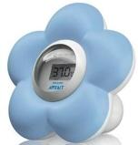 Afbeelding vanPhilips Avent Bad/Kamer Thermometer Blauw SCH550/20