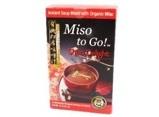 Afbeelding vanMuso Instant miso cubes shiso (21 gram)