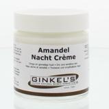 Afbeelding vanGinkel's Amandel Nachtcreme, 120 ml