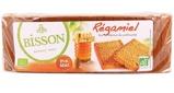 Afbeelding vanBisson Regamiel honing kruidkoek voorgesneden (300 gram)
