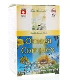 Afbeelding vanHerborist Omega complex (120 capsules)