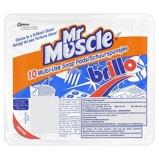 Afbeelding vanMr. Muscle Brillo Soap Pads schuursponsjes 10 stuks