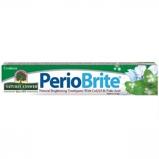 Afbeelding vanNatures Answer Periobrite Natuurlijke Tandpasta 22 Kruiden en Q10, 113 gram