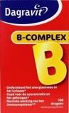 Afbeelding vanDagravit Vitamine B Complex 100 dragees