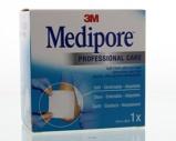 Afbeelding van3M Medipore met schutblad 5 cm x 10 m 1 stuk
