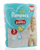Afbeelding vanPampers Baby Dry Junior S5 Pants, 21 stuks