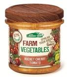 Afbeelding vanAllos Farm vegetables rucola & kerstomaat (135 gram)