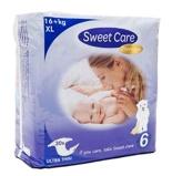 Afbeelding vanSweetcare Premium Xl Maat 6 16+ Kg (30st)