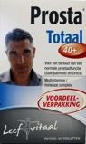 Afbeelding vanLeef Vitaal Prosta totaal 40+ multivitamine 90 tabletten