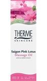 Afbeelding vanTherme Saigon Pink Lotus Massage Olie (125ml)
