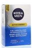 Afbeelding vanNivea For men active energy 2 in 1 aftershave balsem 50ml