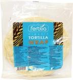 Afbeelding vanFertilia Tortilla wraps (4 stuks)