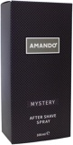 Afbeelding vanAmando Mystery Aftershave Spray, 100 ml