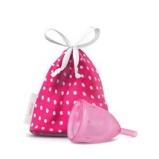 Afbeelding vanLadycup Menstruatie Cup Pink Maat S 40 Mm, 1 stuks