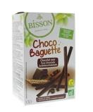 Afbeelding vanBisson Baguettes chocolade (120 gram)