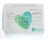Afbeelding vanPampers Pure Protection 4 8 Kg Maat 2 (27st)