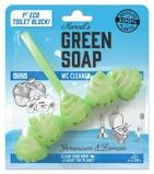 Afbeelding vanMarcel's Gr Soap Toilet Block Geranium & Lemon, 55 gram