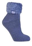 Afbeelding vanHeat Holders Ladies Lounge Socks 4 8 37 42 Dark Lavender (1paar)