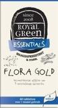 Afbeelding vanRoyal Green Flora Gold (60tb)
