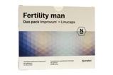 Afbeelding vanNutriphyt Fertility man duo 2 x 60 capsules (120 capsules)