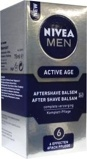 Afbeelding vanNivea For men active age aftershave balsem 75ml