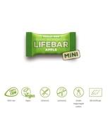 Afbeelding vanLifefood Mini lifebar energiereep appel raw & bio (25 gram)