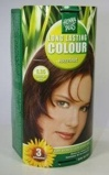 Afbeelding vanHennaplus Long Lasting Colour haarkleuring 06.35 hazelnut