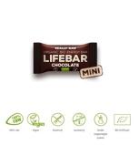 Afbeelding vanLifefood Mini lifebar energiereep chocolade raw & bio (25 gram)