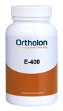 Afbeelding vanOrtholon Vitamine E400ie, 60 Veg. capsules