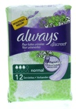 Afbeelding vanAlways Discreet Maandverband Normal 12st