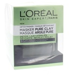 Afbeelding vanL'Oréal Paris Skin Expert Detox Pure Clay gezichtsmasker 50 ml