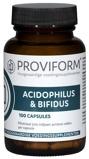 Afbeelding vanProviform Acidophilus & bifidus (100 capsules)