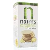 Afbeelding vanNairns Oatcakes organic (250 gram)